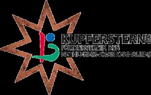 Logo: Kupferstern e. V. , Förderverein des Bethlehem Krankenhauses